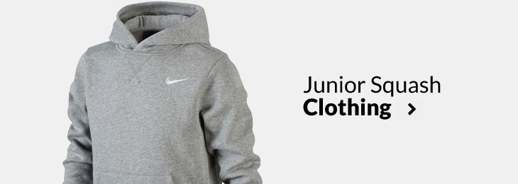 Junior Squash Clothing