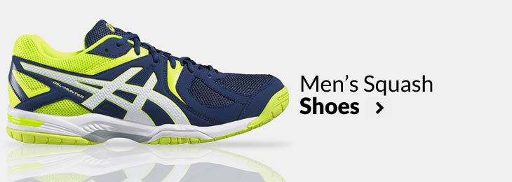 Mens Squash Shoes