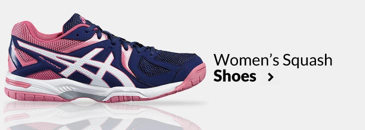 Womens Squash Shoes