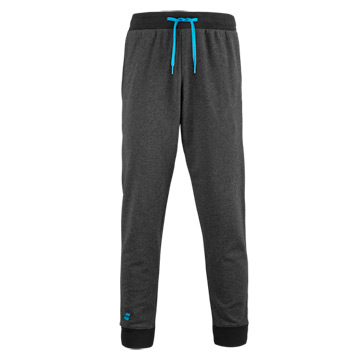 Babolat Exercise Mens Jogger Pants (Black Heather)