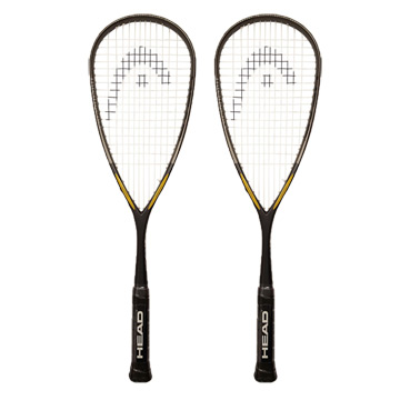 Head i.110 Squash Racket (2 Racket Deal)