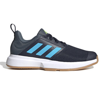 Adidas Essence Court Shoes (Navy)